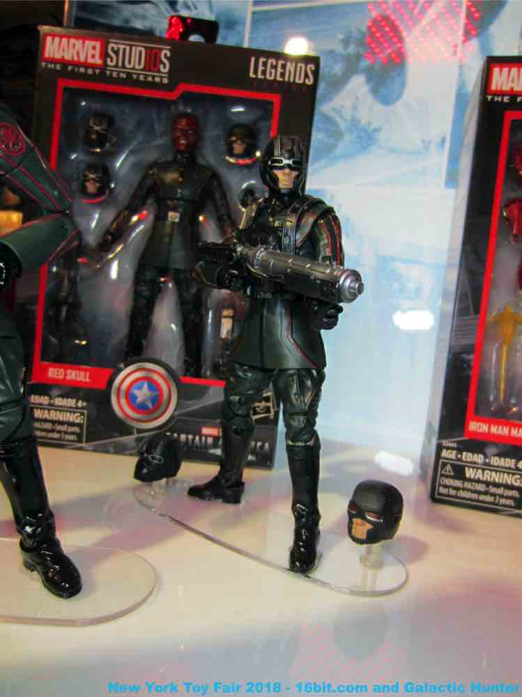 Marvel Toys 2018 : Bit toy fair coverage of hasbro marvel toys from