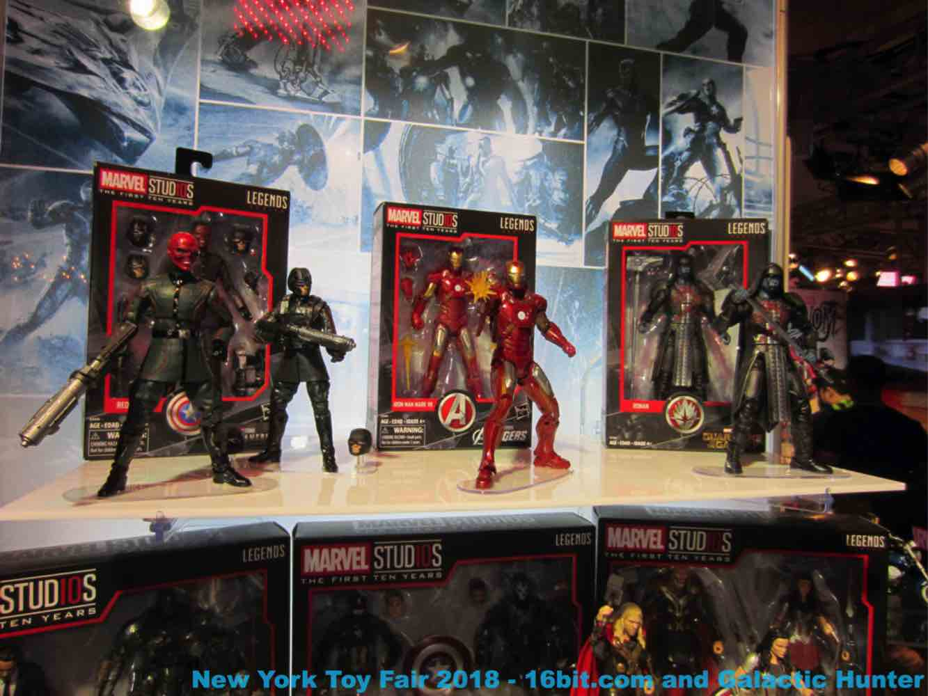 toy fair coverage of hasbro marvel toys from adam pawlus