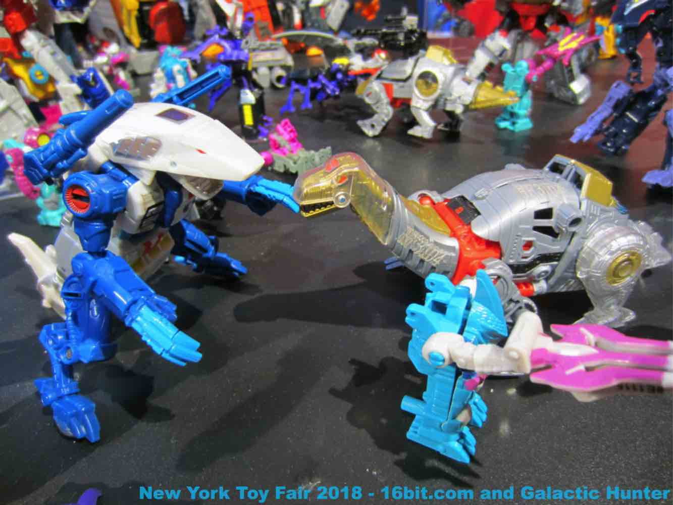 toy fair coverage of hasbro transformers generations