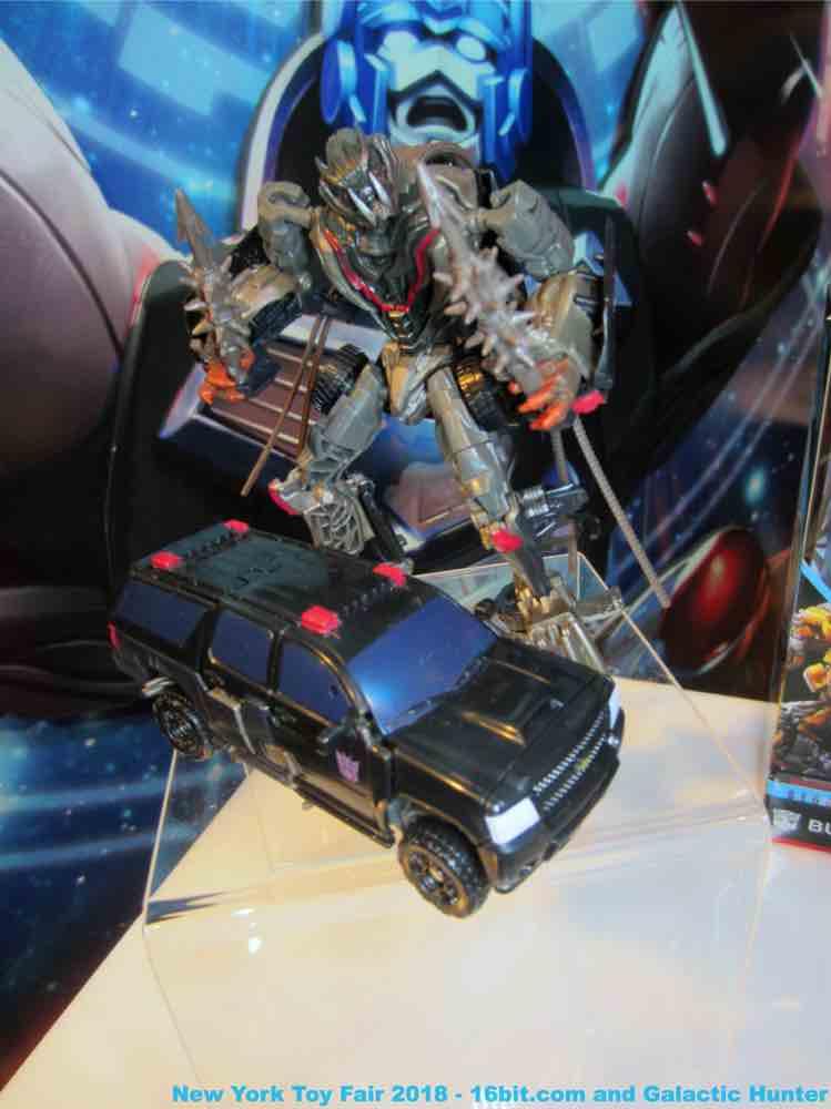 16bit Com Toy Fair Coverage Of Hasbro Transformers