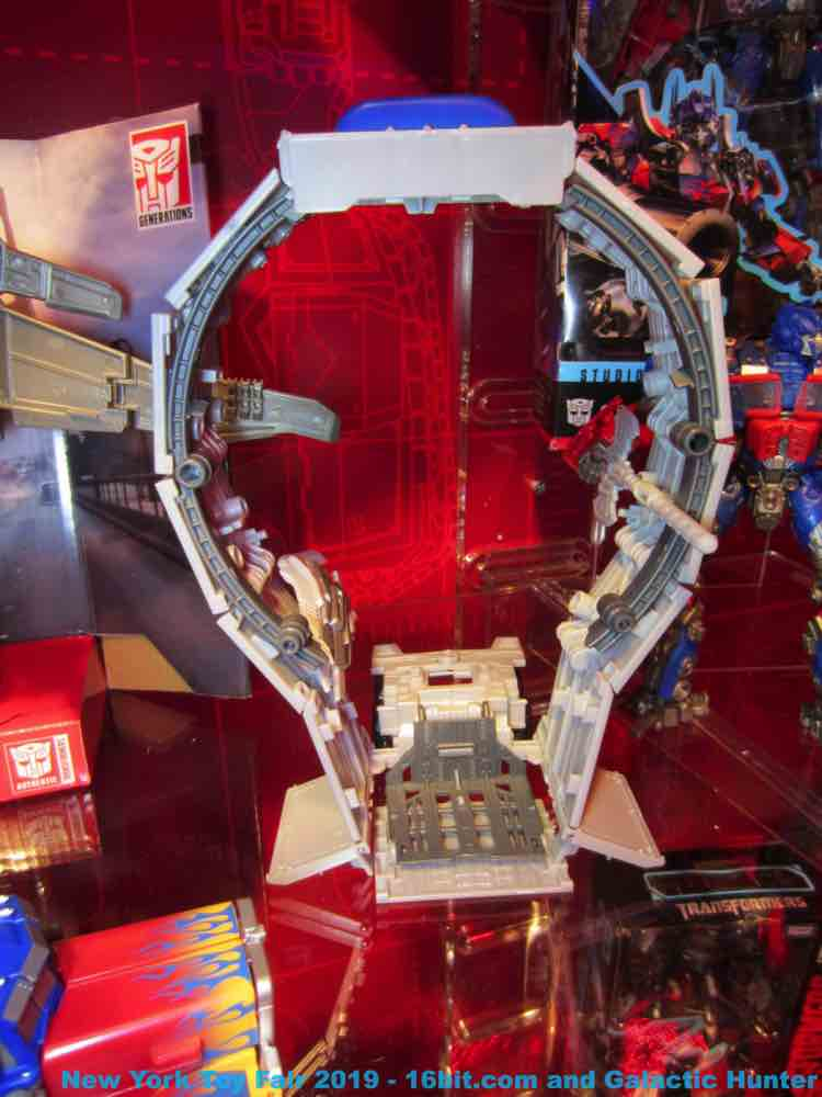 16bit Com Toy Fair Coverage Of Hasbro Transformers Studio