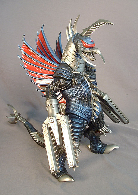 16bit.com: Toy Archive: Gigan Power-Up from Godzilla ...