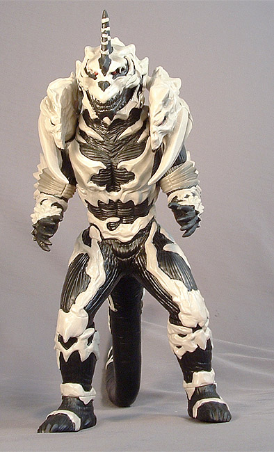 The FigureGodzilla Final Wars Monster X Vs Godzilla