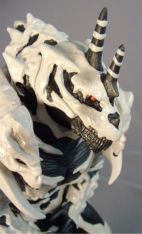 Monster-X BanDai  2004Godzilla Final Wars Monster X Vs Godzilla